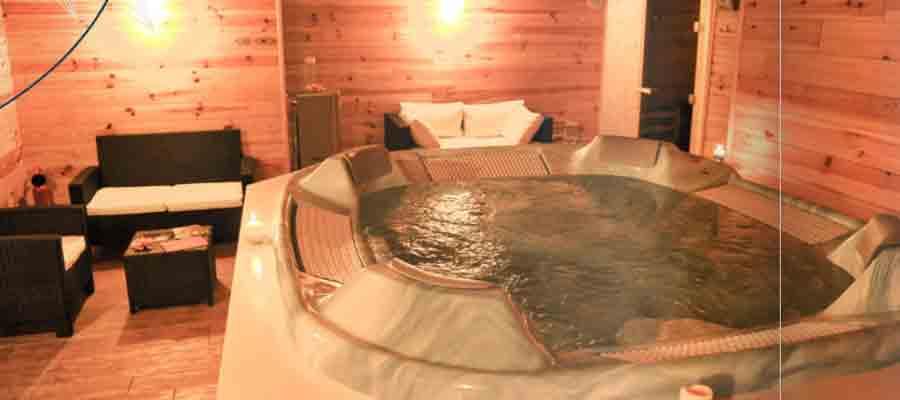 camping avec spa